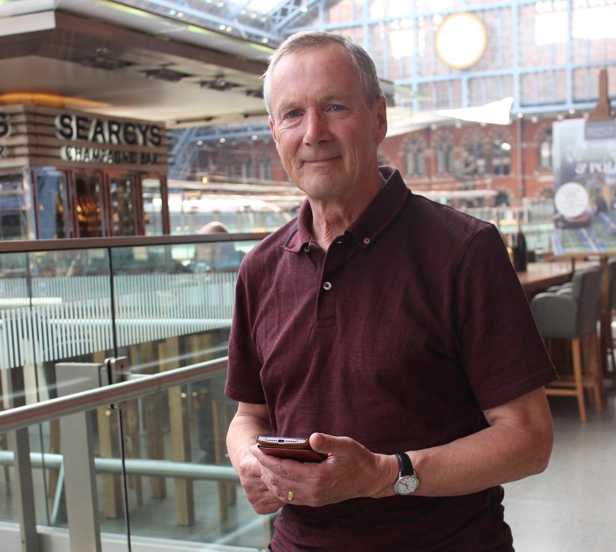 Image of John