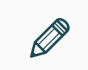 edit address pencil icon